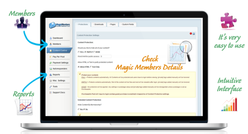 magic-members-plugin